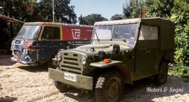 FIAT CAMPAGNOLA AR 59 EX ESERCITO