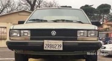 Volkswagen Quantum 1.7