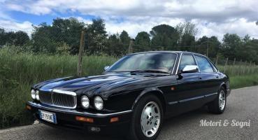 Jaguar XJ6 4.0 Manuale, Uniprò, Bollo 50% - ECCELLENTE